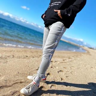 スタンダードカリフォルニア(STANDARD CALIFORNIA)の西海岸系☆LUSSO SURF スウェットパンツ グレー Mサイズ☆RVCA(その他)