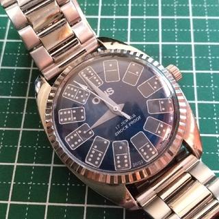 オリス(ORIS)のオリス ドミノ絵文字盤手巻き(腕時計(アナログ))