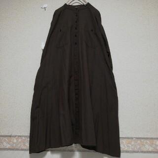 SM2 - サマンサモスモス🌸綿麻Aラインワンピース羽織