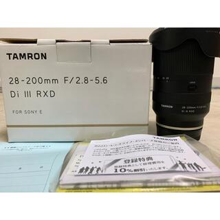TAMRON - TAMRON 28-200 F2.8-5.6 Di Ⅲ RXD ソニー A071