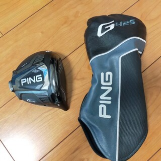 PING - PING G425 MAX 9° ドライバー ヘッドのみ