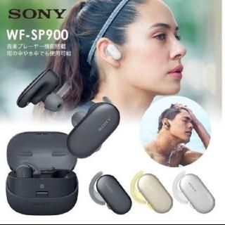 SONY - SONY WF-SP900(B)