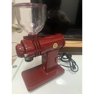 みるっこ R-220 赤(電動式コーヒーミル)