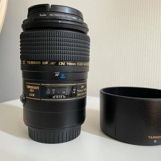 Canon - TAMRON 90mm単焦点 272E EFマウント