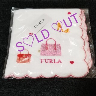 Furla - フルラ♡タオルハンカチ