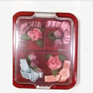 フェリシモ(FELISSIMO)の額飾り 収納ボックス(小物入れ)