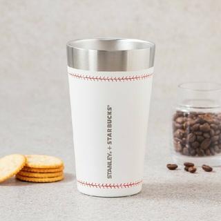 Starbucks Coffee - 韓国スタバ★ Stanley スタッキングカップ 473ml
