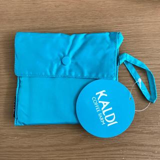 KALDI - カルディ KALDI  エコバッグ ブルー