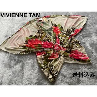 ヴィヴィアンタム(VIVIENNE TAM)のVIVIENNE TAM ヴィヴィアンタム トップス シースルー(カットソー(半袖/袖なし))