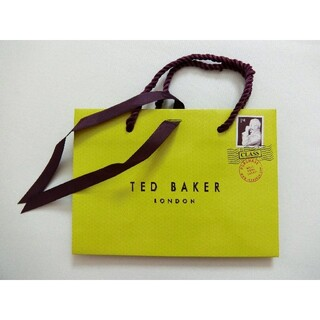 テッドベイカー(TED BAKER)のTED BAKER ショッパー テッド ベイカー(ショップ袋)