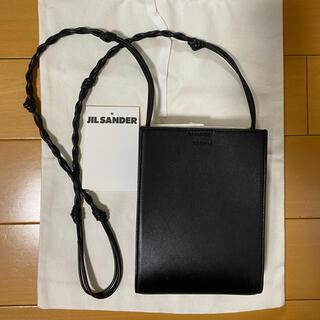 ジルサンダー(Jil Sander)のjilsander TANGLE ショルダーバック BLACK(ショルダーバッグ)