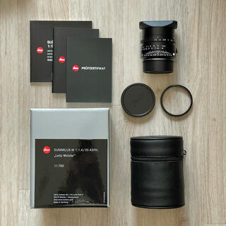 LEICA - Leica Summilux-M 35mm F1.4 Leitz Wetzler