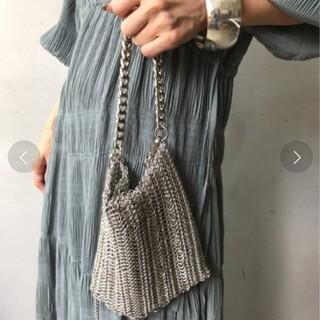 アメリヴィンテージ(Ameri VINTAGE)のheavy chain mesh bag(ショルダーバッグ)