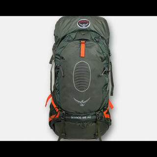 オスプレイ(Osprey)のオスプレー OSPREY アトモス AG65 サイズM(登山用品)