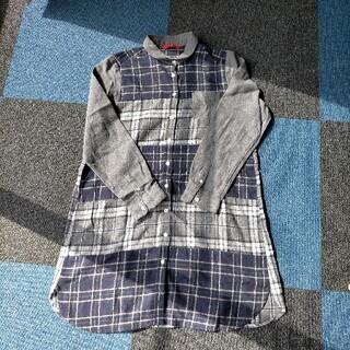 Graniph - graniph ネルシャツ