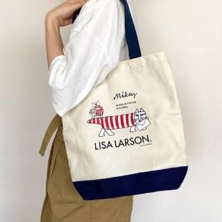 リサラーソン(Lisa Larson)のリサ ラーソン 郵便局限定 トートバック(トートバッグ)