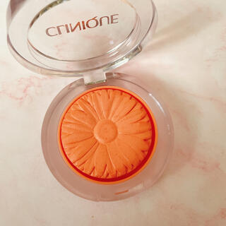 クリニーク(CLINIQUE)のCLINIQUE クリニーク チークポップ メロンポップ(チーク)