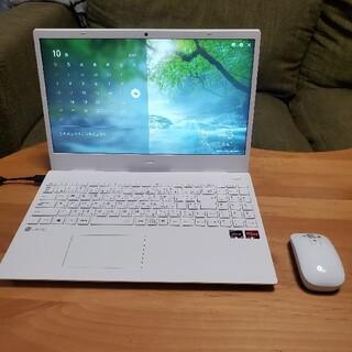 NEC - NEC ノートパソコン LAVIE N15 PC-N1565AAW-E3