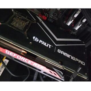 Palit Geforce RTX 2080 GamingPro OC 中古