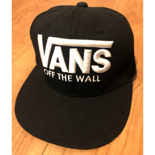 ヴァンズ(VANS)のvans バンズ キャップ 帽子 フリーサイズ ストリート スケボー(キャップ)