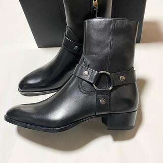 Saint Laurent - 新品未使用!送料込み★Saint Laurent★ハーネス ジップ ブーツ