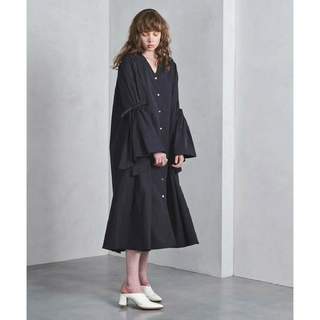 ユナイテッドアローズ(UNITED ARROWS)のELIN  ワンピース コート ドレス(その他)