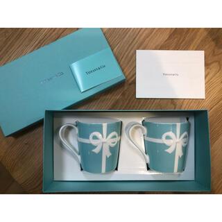 Tiffany & Co. - 【新品未使用】TIFFANY&Co. ティファニー ☆マグカップ