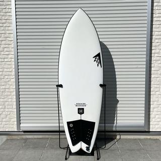 2R使用のみ 5'4 ファイヤーワイヤー シーサイド サーフボード オクトパス