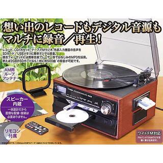 美品 マルチオーディオレコーダー/プレーヤー MA88 レコードプレーヤー