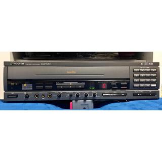 パイオニア(Pioneer)のPIONEER LD PLAYER / CLD-K80 (DVDプレーヤー)