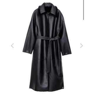 アメリヴィンテージ(Ameri VINTAGE)のMANY WAY FAKE BOA COAT  アメリ コート(毛皮/ファーコート)