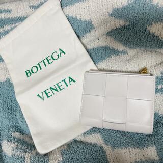 Bottega Veneta - ボッテガ カセット 二つ折りファスナーウォレット
