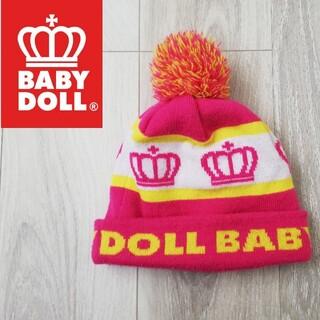 ベビードール(BABYDOLL)の【値下げ】BABY DOLL ニット帽(帽子)