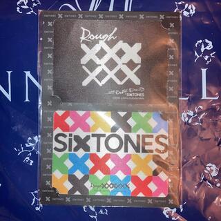 Johnny's - SixTONES全国ツアー2019Roughxxxxxxステッカー