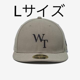 ダブルタップス(W)taps)のWTAPS 59FIFTY CAP POLY. TWILL. NEW ERA L(キャップ)