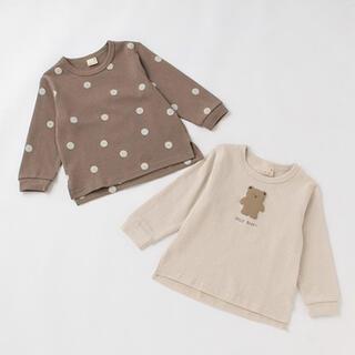 プティマイン(petit main)のプティマイン プティプラ プチプラ トップス Tシャツ カットソー ロンT(Tシャツ)