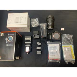 SONY - Sony a7rii tamron28-75 sel55210 セット
