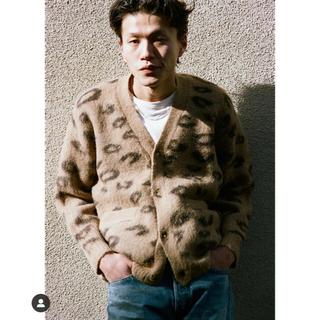 ALLEGE - ttt_msw leopard cardigan