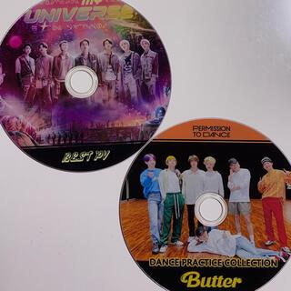 防弾少年団(BTS) - BTS DVD  BEST PV & dance practice 2枚組