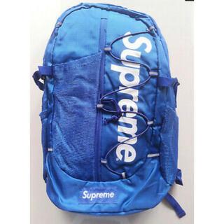 Supreme - シュプリーム 17SS  バックパック リュック■UT4332