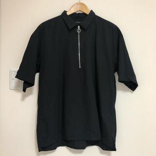 レイジブルー(RAGEBLUE)のrageblue レイジブルー ハーフZIPシャツ(Tシャツ/カットソー(半袖/袖なし))