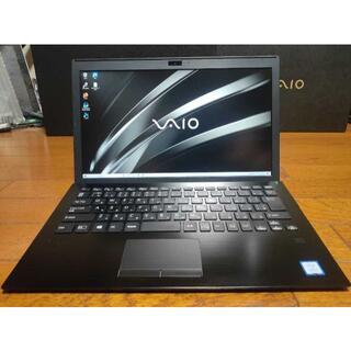 VAIO -  VAIO S13 ALL BLACK EDITION