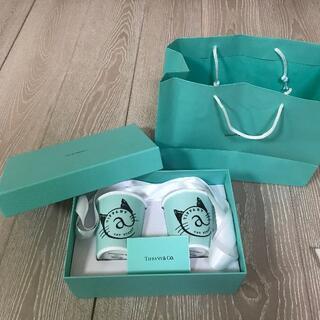 Tiffany & Co. - ティファニー2019限定品 キャットストリートカップ コップ 週末限定価格