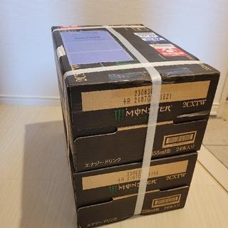 アサヒ(アサヒ)のモンスターエナジー 24本☓2箱の48本セット(その他)