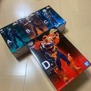 BANDAI - 僕のヒーローアカデミア  一番くじ ヒロアカ フィギュア フルコンプ ABCD