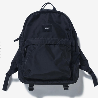 W)taps - WTAPS BOOK PACK BAG POLY CORDURA 黒