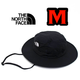 THE NORTH FACE - ノースフェイス ホライズンハット ブラック Mサイズ NN41918