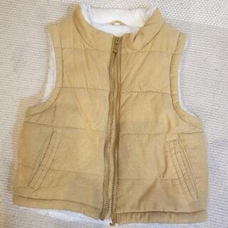 ムジルシリョウヒン(MUJI (無印良品))の無印 ボアベスト(ジャケット/上着)