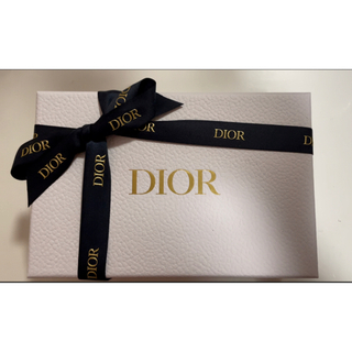 Christian Dior - ディオール  コスメ お箱 リボンセット