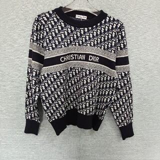 Christian Dior - 長袖 Dior ディオール ニット セーター
